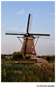 dutch holland windmills