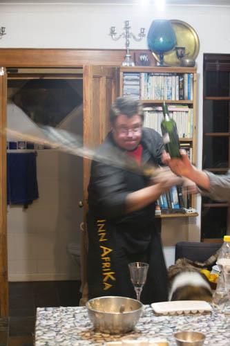 hermanus cooking friends