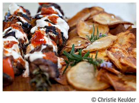 kebab or sosatie.