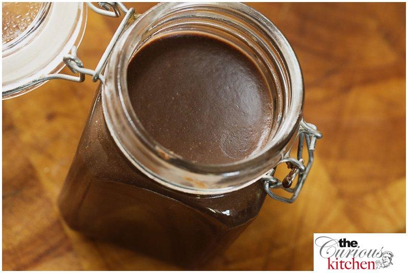 Hazelnut and chocolate spread