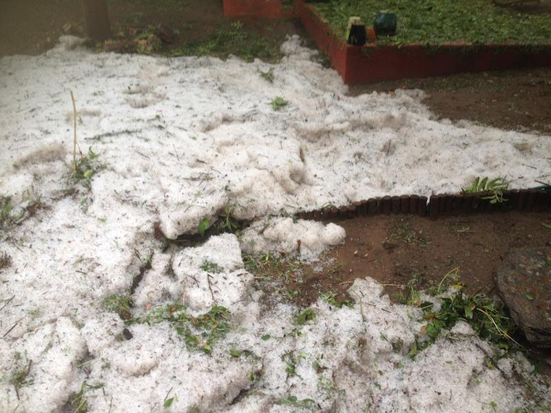 Hail.