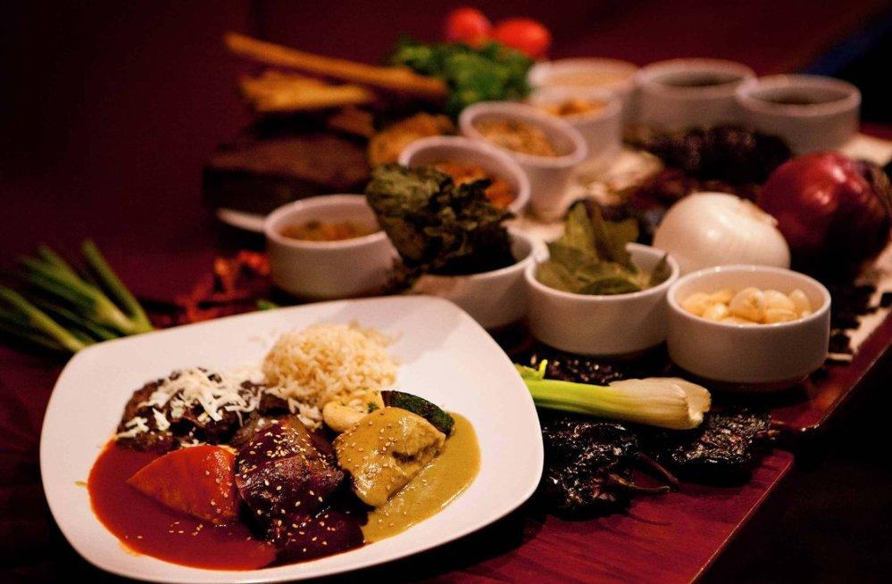 Mole Ingredients. Photo ©Karen Castillo Farfán/NPR